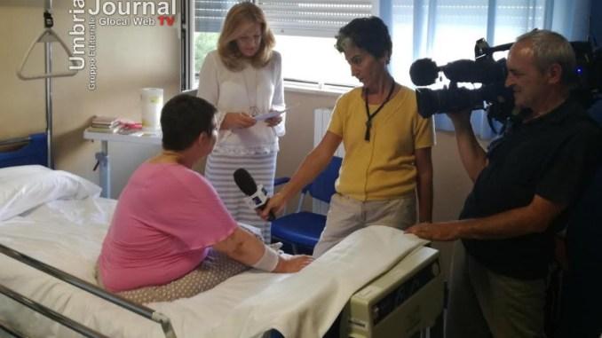 Perse le gambe sotto al treno a Perugia, Viktoriia vuol tornare a camminare