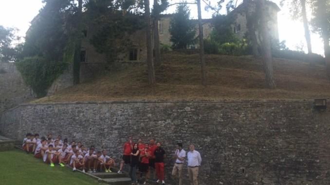 Prosegue 'Cultura in goal', a Castel Rigone gli allievi under 17 A e B