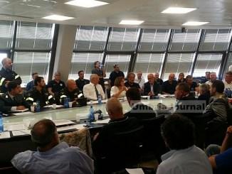 Sisma Umbria, i dati dell'attività della protezione civile regionale