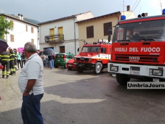 Caritas Italiana e diocesana Spoleto-Norcia in aiuto a terremotati Valnerina