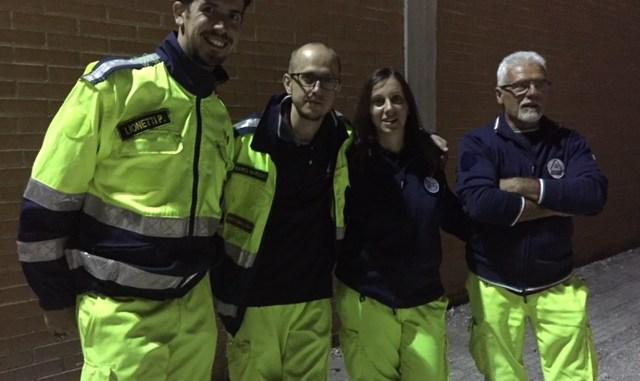 Gruppo volontari Protezione Civile Perugia
