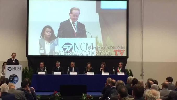 La Ncm di Foligno apre una nuova sede, ministro Boschi all'inaugurazione
