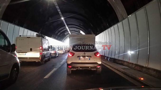 Due incidenti sul raccordo Perugia Bettolle, ci sono feriti