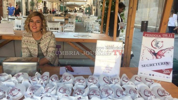 Cantine in centro Perugia, domenica omaggio ai vini rosati e passiti dell'Umbria