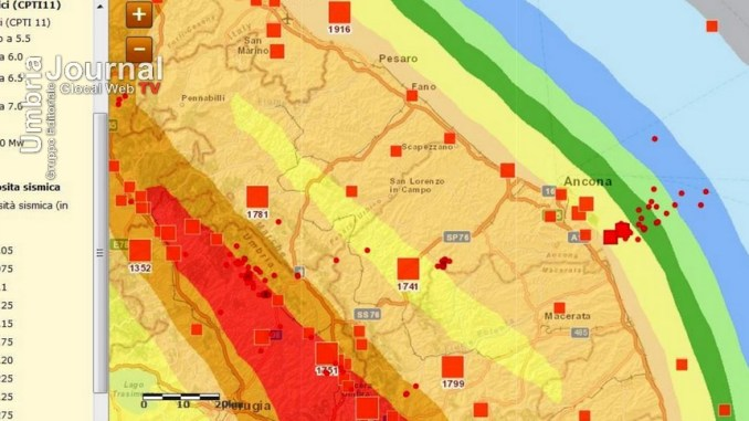 Continua lo sciame sismico, 3200 eventi sismici localizzati dall'INGV