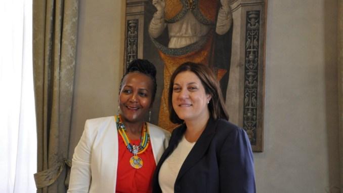 Cammini nel centro Italia con Ndileka Mandela, al via Italian Wonder Ways