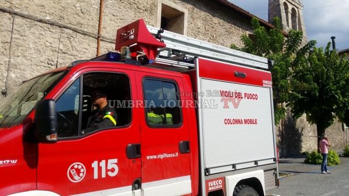 Distaccamento vigili del fuoco di Norcia continuerà a funzionare