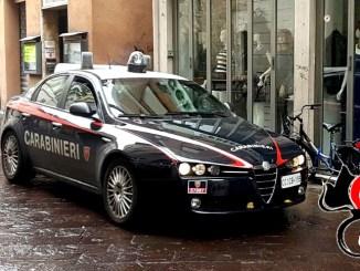 Carabinieri arrestato coppia di romeni, avevano rapinato negozio