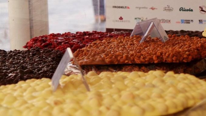 Sculture di Cioccolato si rinnova l'appuntamento ad Eurochocolate 2016 a Perugia