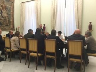Terremoto Umbria, Marini, positivo confronto con il governo