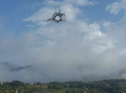 Si sente esplodere un colpo all'Itis di Terni, indagano Polizia e Digos