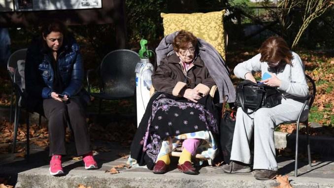 Quasi tre mila le persone assistite dopo il terremoto, dati Prociv