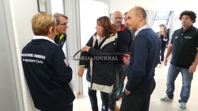 Terremoto Umbria Marche, Assessore Bartolini, tre azioni importanti da fare FOTO E VIDEO