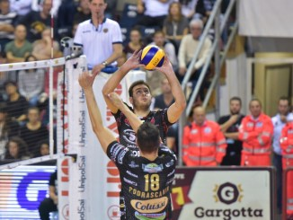 Volley, Sir Safety, il post Ravenna con la testa già a Vibo