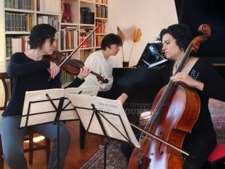 Trio ars et labor apre stagione musicale del Cucinelli di Solomeo