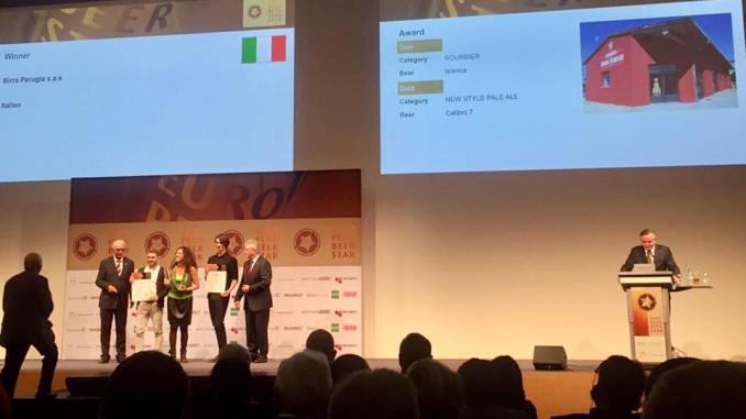 La Fabbrica Birra Perugia tra le migliori al mondo: doppia medaglia d'oro