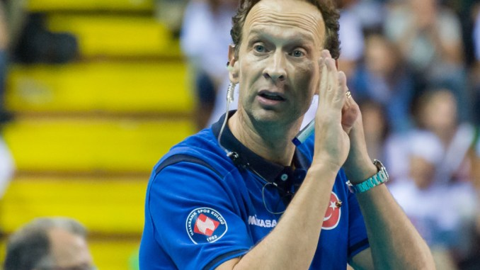 Sir Safety Conad rimuove allenatore. Boban Kovac sostituito da Lorenzo Bernardi