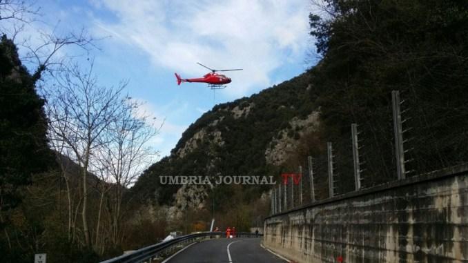Terremoto, giovedì riapre la strada statale 685 Tre Valli Umbre