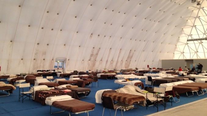 Spoleto ospita più di 350 persone terremotate nei centri di accoglienza