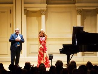 Standing ovation per 'Passion' di Cristiana Pegoraro a New York