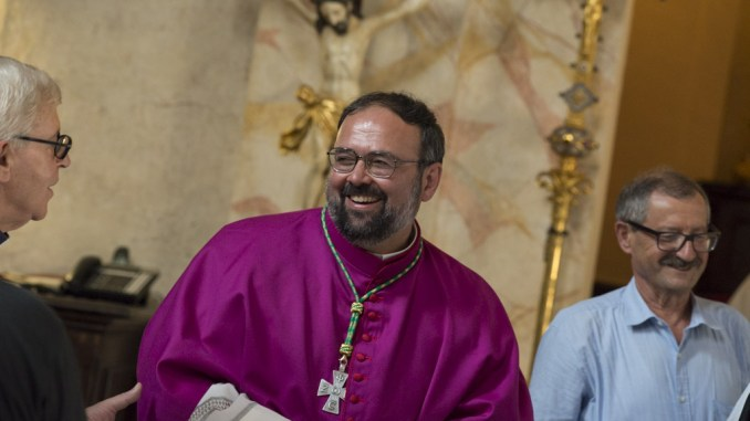Ponte San Giovanni saluta Paolo Giulietti, arcivescovo di Lucca e presenta sito parrocchia