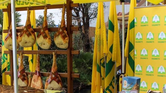 Solidarietà Coldiretti a Torino con agricoltori colpiti da terremoto Norcia