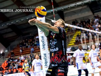 Sir Safety Conad batte Top Volley Latina per 3 a 0