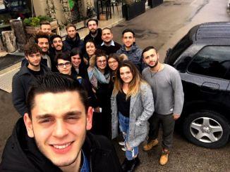 Andrea Cruciani Presidente della Consulta Perugia degli Studenti