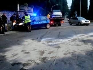 Incrocio pericoloso a Pieve di Campo, un altro incidente fino quando sarà così?