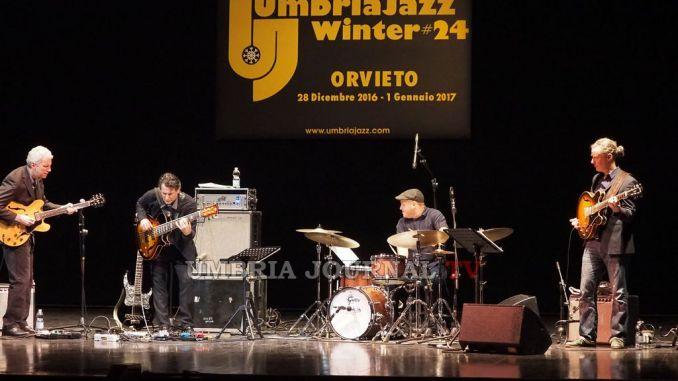 Umbria Jazz Winter 24, John Patitucci e la sua band al Teatro Mancinelli