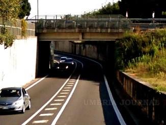 Viadotti, ponti, sottopassi e sovrappassi, provincia Perugia chiede fondi al Ministero