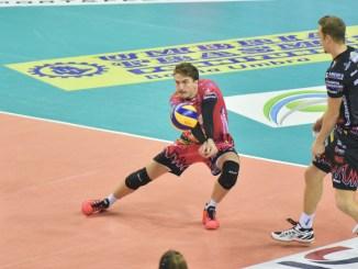 Volley, dodicesima vittoria consecutiva della Sir Safety Conad Perugia