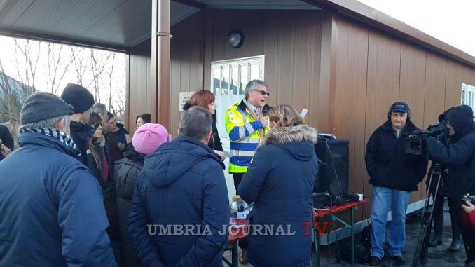 Casette Norcia, Lega, sorteggio umiliante sui moduli di emergenza