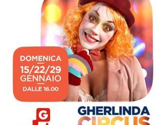 gherlinda circus, circo, acrobati, centro intrattenimento, corciano, cinema the space, takimir production