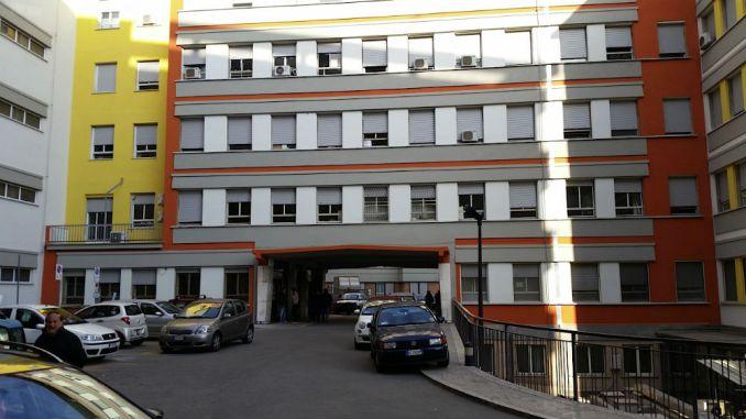 Ospedale di Terni, 16 ottobre parte ristrutturazione degli spogliatoi