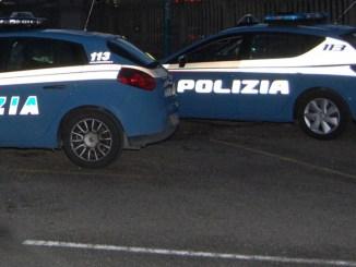 Polizia arresta italiano a Foligno maltrattava la convivente