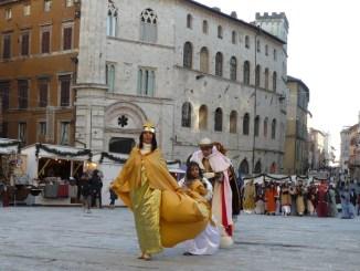 Perugia, i Re Magi arrivano nella cattedrale di San Lorenzo