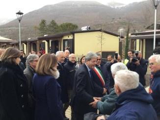 Paolo Gentiloni a San Pellegrino e Norcia per inaugurare la mostra mercato del tartufo