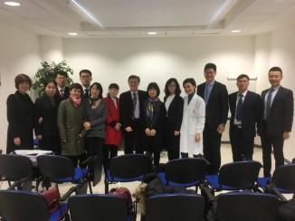 Undici medici cinesi iniziano un corso formazione all'ospedale di Perugia