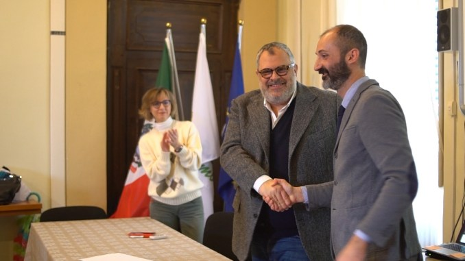 Michele Fioroni , Matteo Gradassi , iid, perugia