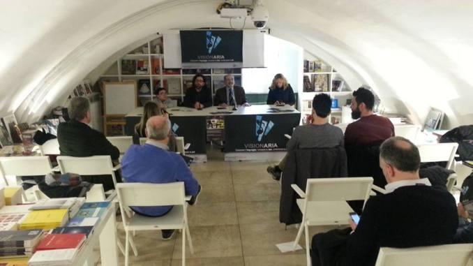 'VisionAria' a Perugia conoscere il linguaggio, Concepire le idee, Contaminare le arti