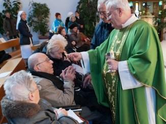 XXV Giornata Mondiale del Malato con la celebrazione del Cardinale Bassetti