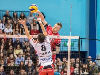 Volley, Block Devils, vittoria piena e convincente a Molfetta