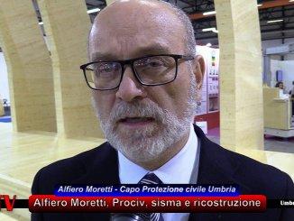 Alfiero Moretti nuovo direttore generale Governo del Territorio