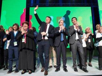 "Congresso Pd, Renzi e Martina a Perugia per incontrare la ""generazione Erasmus"""