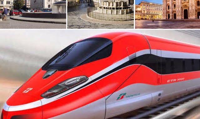 La partenza del Frecciarossa da Perugia al centro dei colloqui tra la presidente Marini e il numero uno di Ferrovie dello Stato Renato Mazzoncini