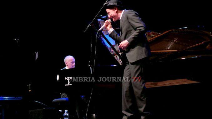 Umbria Jazz Spring: Danilo Rea e Peppe Servillo [FOTO]