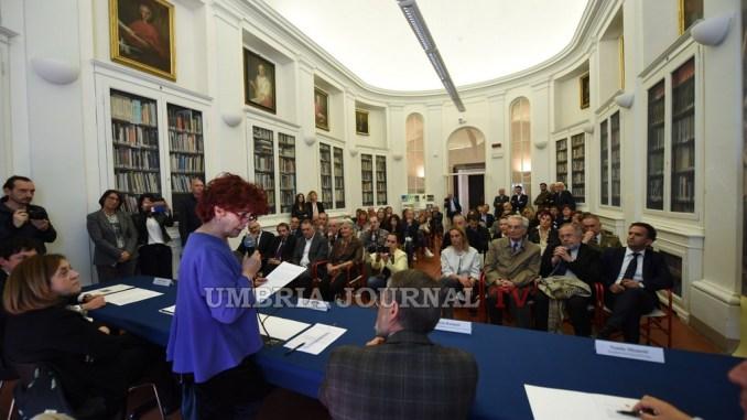 Tappa perugina ministro Fedeli, dedicata ai giovani medici e agli studenti