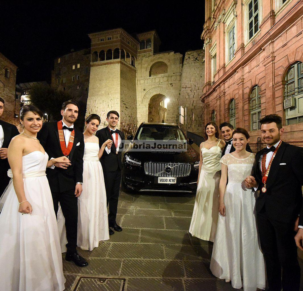 Gran Ballo di Perugia, successo per la quinta edizione