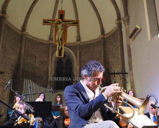 Two Islands a Umbria Jazz Spring, Paolo Fresu e Orchestra di Perugia